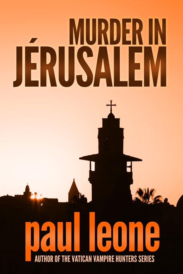 Murder in Jérusalem
